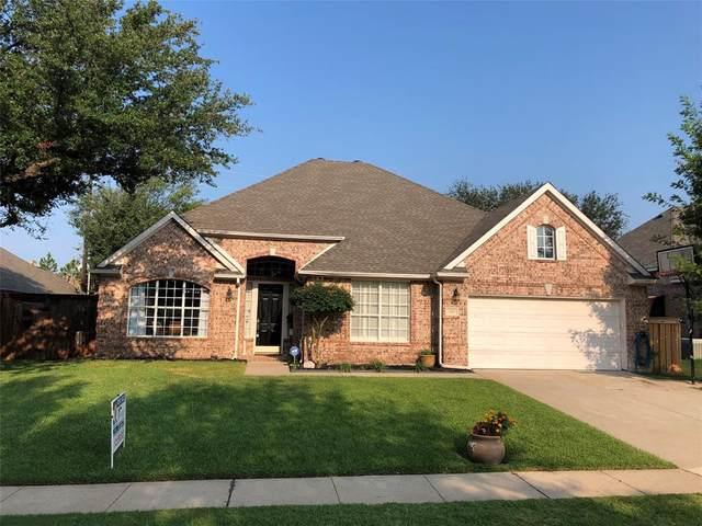 3405 Beckingham Court, Flower Mound, TX 75022 (MLS #14630842) :: The Chad Smith Team