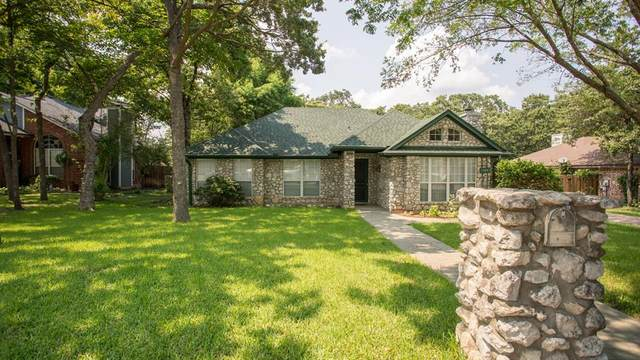 707 High Crest Drive, Azle, TX 76020 (MLS #14630848) :: The Mitchell Group