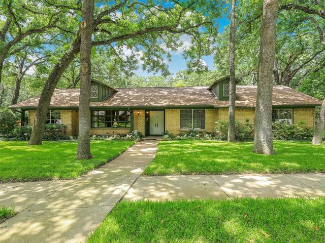 1601 Glen Valley Drive, Irving, TX 75061 (MLS #14630852) :: Real Estate By Design