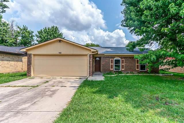 708 Fair Meadows Drive, Saginaw, TX 76179 (MLS #14630854) :: EXIT Realty Elite