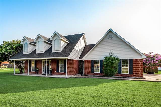 521 N Williams Drive, Frost, TX 76641 (MLS #14630856) :: Real Estate By Design