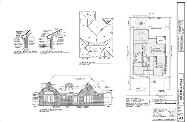5865 Straley Avenue, Westworth Village, TX 76114 (MLS #14630861) :: Wood Real Estate Group