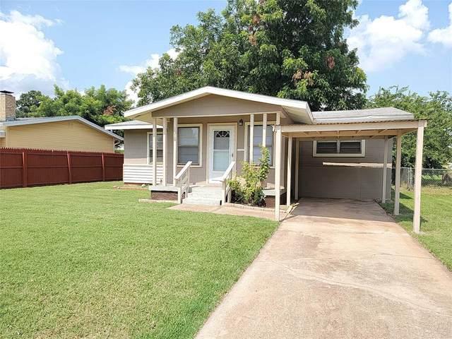 1318 S Crockett Drive, Abilene, TX 79605 (MLS #14630864) :: The Chad Smith Team