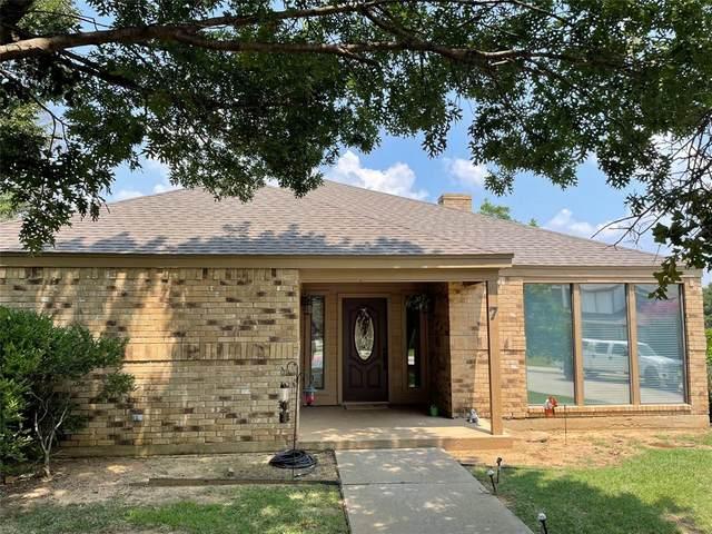 7 Hickory Hills Boulevard, Hickory Creek, TX 75065 (MLS #14630871) :: The Mauelshagen Group