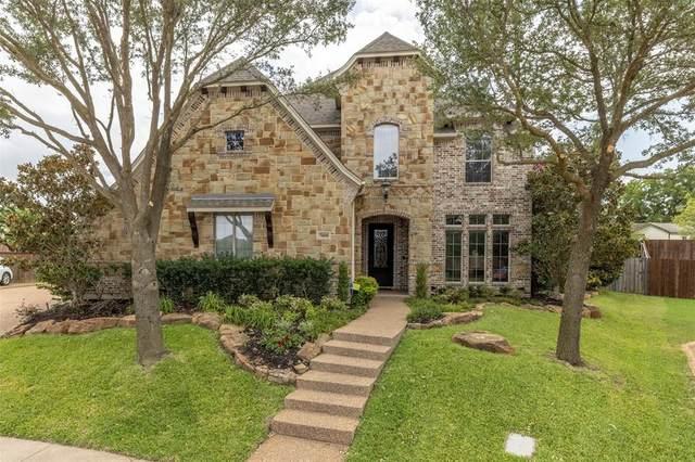 7800 Fairwest Court, North Richland Hills, TX 76182 (MLS #14630881) :: Real Estate By Design