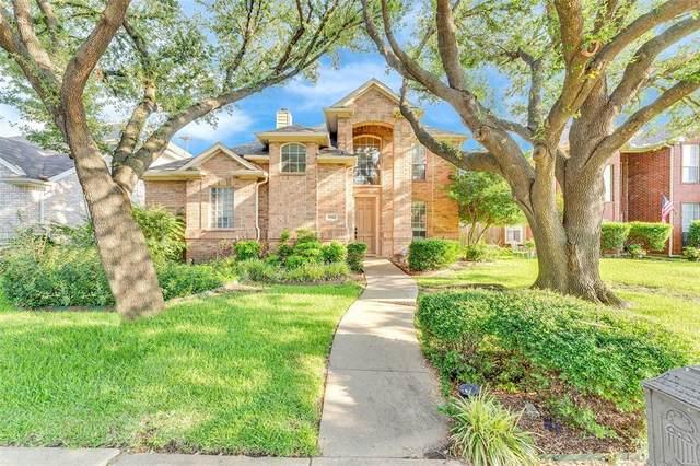 18843 Park Grove Lane, Dallas, TX 75287 (MLS #14630884) :: EXIT Realty Elite