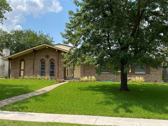 1613 Baltimore Drive, Richardson, TX 75081 (MLS #14630886) :: The Mauelshagen Group