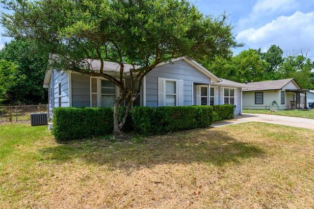 1709 Boyd Street, Denton, TX 76209 (MLS #14630901) :: Real Estate By Design