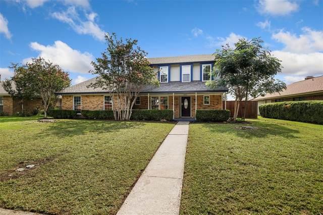 1939 Vista Oaks Drive, Carrollton, TX 75007 (MLS #14630908) :: 1st Choice Realty