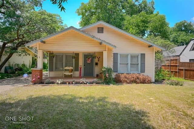 1150 Santos Street, Abilene, TX 79605 (MLS #14630910) :: The Property Guys