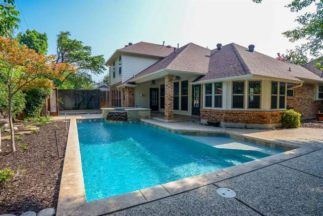 3012 Double Creek Drive, Grapevine, TX 76051 (MLS #14630943) :: The Great Home Team
