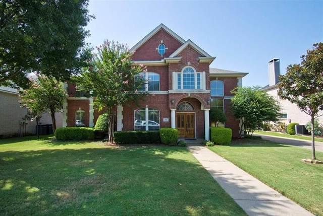 708 Water Oak Drive, Plano, TX 75025 (MLS #14630946) :: Real Estate By Design