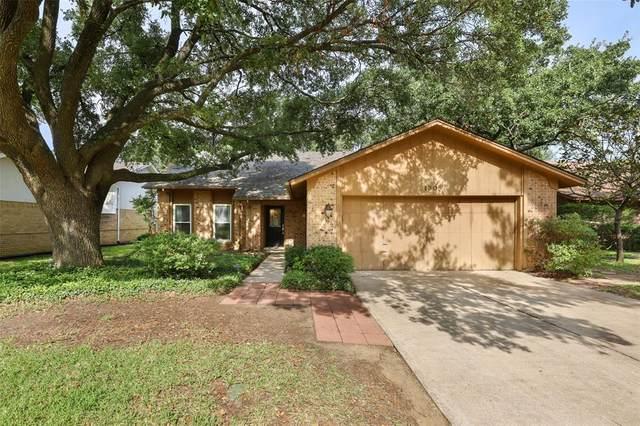4305 Woodbine Street, Flower Mound, TX 75028 (MLS #14630976) :: EXIT Realty Elite