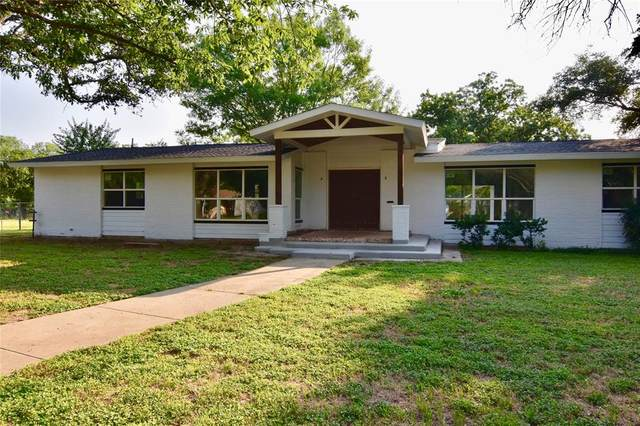 2006 11th Street, Brownwood, TX 76801 (MLS #14630982) :: RE/MAX Landmark