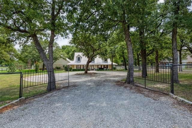 101 Woody Creek Drive, Springtown, TX 76082 (MLS #14630986) :: Real Estate By Design