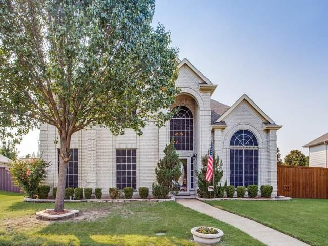 4013 Watersedge Drive, Rowlett, TX 75088 (MLS #14630992) :: The Mitchell Group