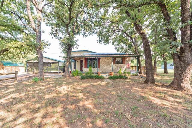 3605 Erwin Road, Poolville, TX 76487 (MLS #14630999) :: Real Estate By Design