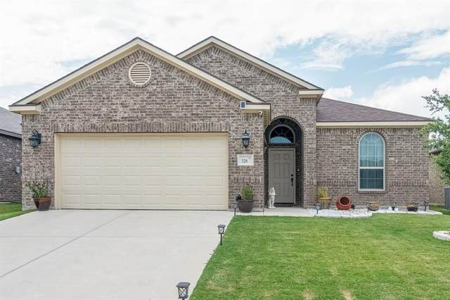 320 Lead Creek Drive, Fort Worth, TX 76131 (MLS #14631004) :: 1st Choice Realty