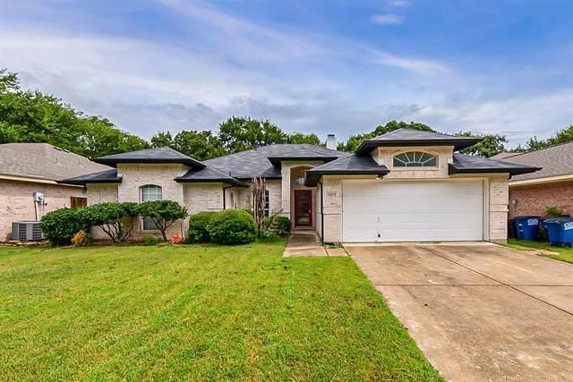 3203 Peakview Drive, Corinth, TX 76210 (MLS #14631013) :: Team Tiller