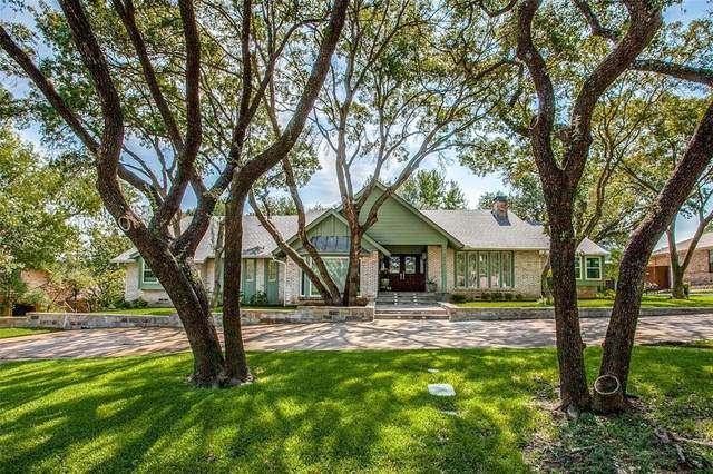 1814 Country Club Circle, Garland, TX 75043 (MLS #14631018) :: The Star Team | Rogers Healy and Associates