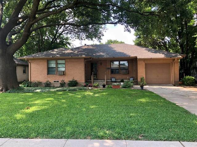 513 Ridgedale Drive, Richardson, TX 75080 (MLS #14631058) :: The Property Guys