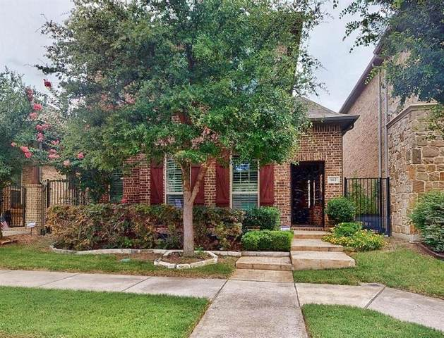 662 Bridge Street, Coppell, TX 75019 (MLS #14631065) :: The Barrientos Group