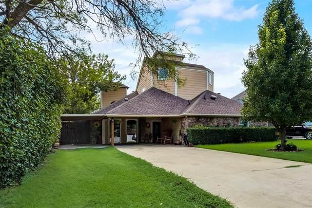 1822 Avenue E, Grand Prairie, TX 75051 (MLS #14631081) :: Real Estate By Design