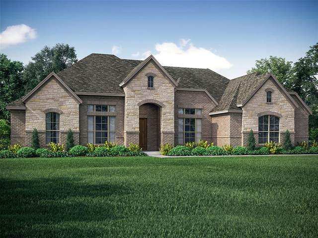 4614 Wildflower Way, Midlothian, TX 76065 (MLS #14631105) :: Real Estate By Design