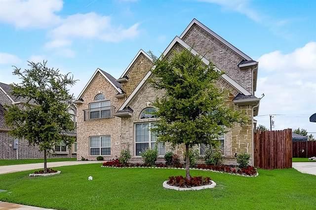 106 Basswood Drive, Red Oak, TX 75154 (MLS #14631108) :: Lisa Birdsong Group | Compass