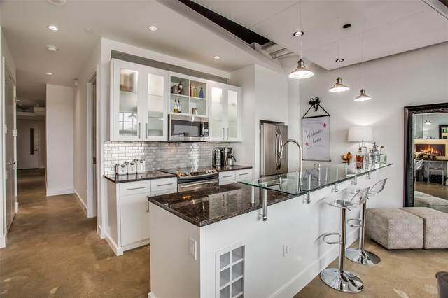2600 W 7th Street #1529, Fort Worth, TX 76107 (MLS #14631124) :: Real Estate By Design