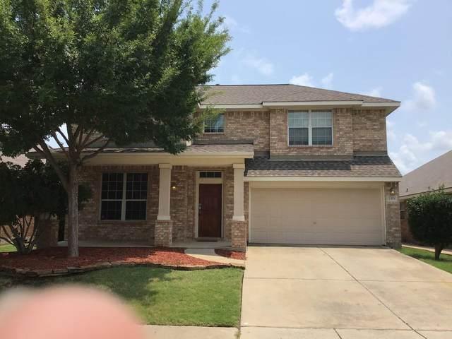 209 Redhead Drive, Little Elm, TX 75068 (MLS #14631159) :: The Mauelshagen Group