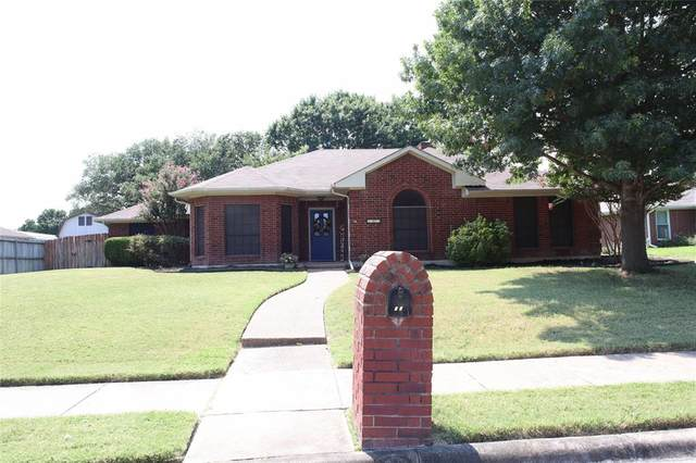 6303 Coral Lane, Sachse, TX 75048 (MLS #14631169) :: All Cities USA Realty