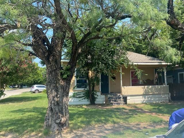 450 Jeanette Street, Abilene, TX 79602 (MLS #14631170) :: The Krissy Mireles Team