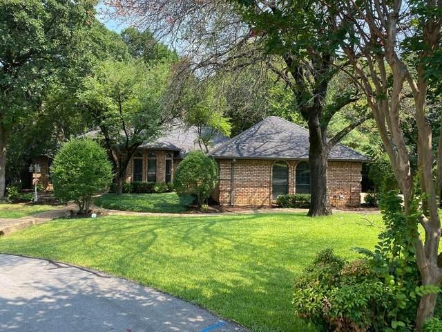 102 Sandberg Place, Highland Village, TX 75077 (MLS #14631176) :: The Rhodes Team