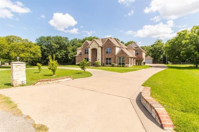 34 Woodmoor Circle, Lucas, TX 75002 (MLS #14631188) :: RE/MAX Pinnacle Group REALTORS