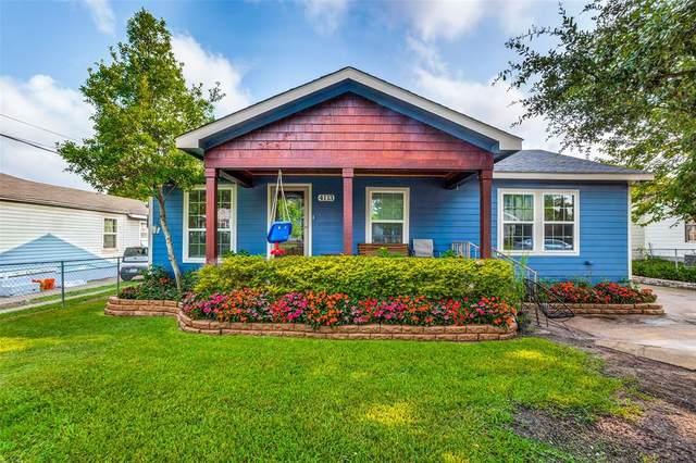 4113 Moler Street, Dallas, TX 75211 (MLS #14631194) :: Real Estate By Design