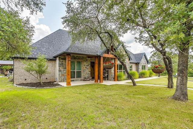 165 River Rock Court, Poolville, TX 76487 (MLS #14631195) :: The Kimberly Davis Group