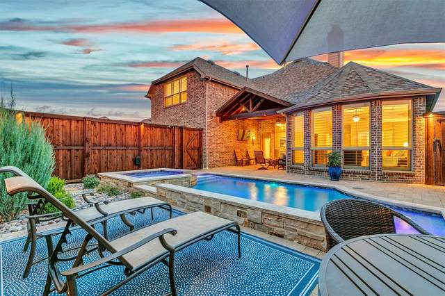 3329 Green Tree Drive, Sachse, TX 75048 (MLS #14631218) :: The Great Home Team