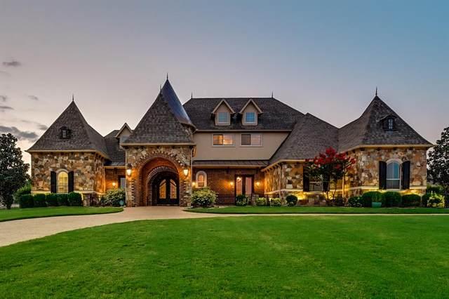 7001 Diamond Oaks Drive, Mansfield, TX 76063 (MLS #14631227) :: Real Estate By Design