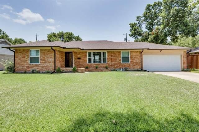 2008 Westway Avenue, Garland, TX 75042 (MLS #14631232) :: Rafter H Realty