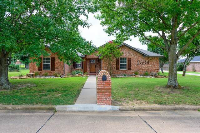 2504 Evelyn Road, Whitesboro, TX 76273 (MLS #14631251) :: Crawford and Company, Realtors