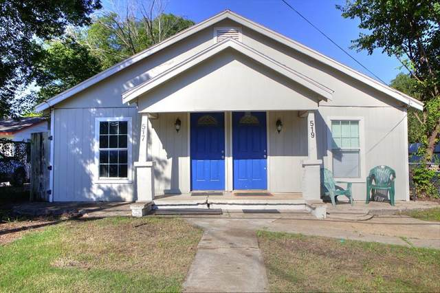 517 Isbell Road, Fort Worth, TX 76114 (MLS #14631259) :: Real Estate By Design