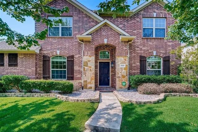 3019 Reagenea Drive, Wylie, TX 75098 (MLS #14631264) :: The Mauelshagen Group