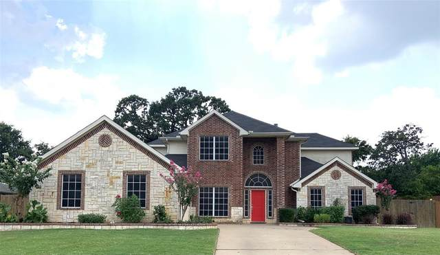 500 Winterwood Drive, Kennedale, TX 76060 (MLS #14631267) :: Real Estate By Design