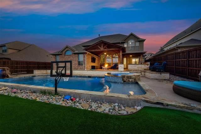 416 Aylesbury Drive, Roanoke, TX 76262 (MLS #14631268) :: Real Estate By Design