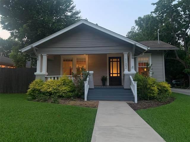 1102 W Hunt Street, Mckinney, TX 75069 (MLS #14631277) :: Real Estate By Design