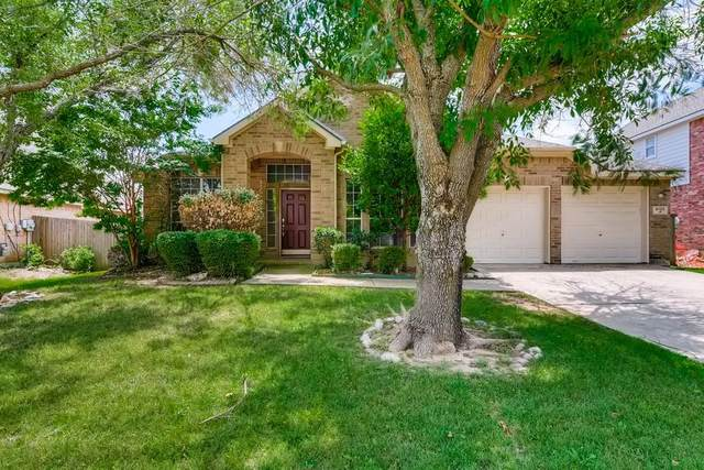 4108 Orchid Lane, Mansfield, TX 76063 (MLS #14631292) :: Real Estate By Design