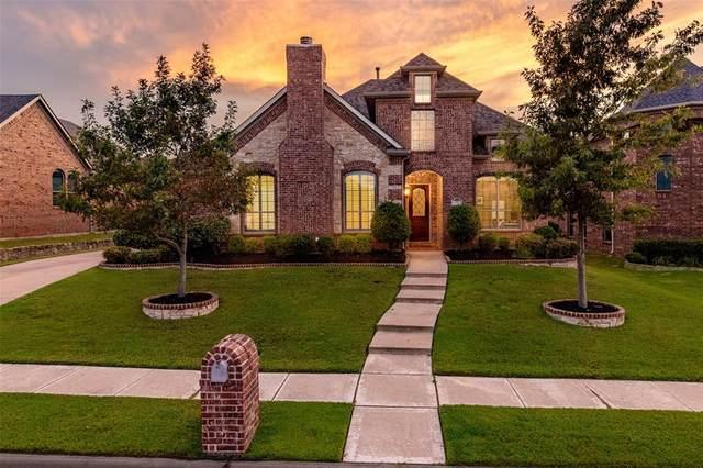 1732 Sterling Trace Drive, Keller, TX 76248 (MLS #14631295) :: EXIT Realty Elite