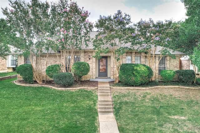 1712 Saint James Drive, Carrollton, TX 75007 (MLS #14631297) :: 1st Choice Realty