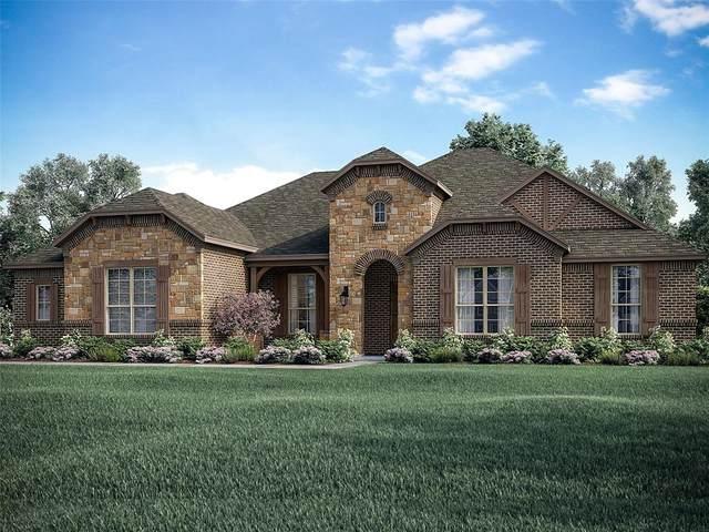4622 Wildflower Way, Midlothian, TX 76065 (MLS #14631301) :: Real Estate By Design